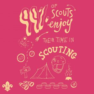 A positive social impact of Scouting